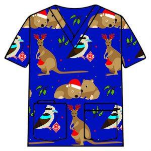 Christmas Scrubs