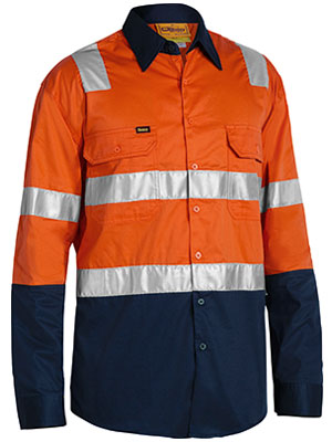 Men's Hi Vis Work Shirts/Singlets